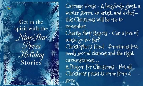 NineStar Press Holiday Stories week 05 Teaser Graphic