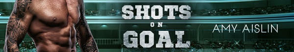 Amy Aislin - Shots On Goal Generic Banner s