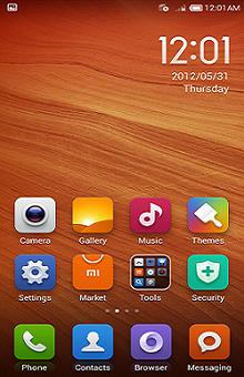 MIUI for Q900