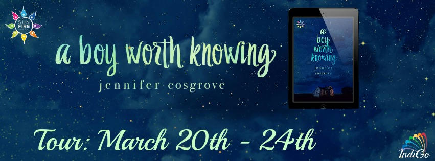 Jennifer Cosgrove - A Boy Worth Knowing BT Banner