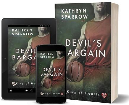 Kathryn Sparrow - Devil's Bargain 3d Promo