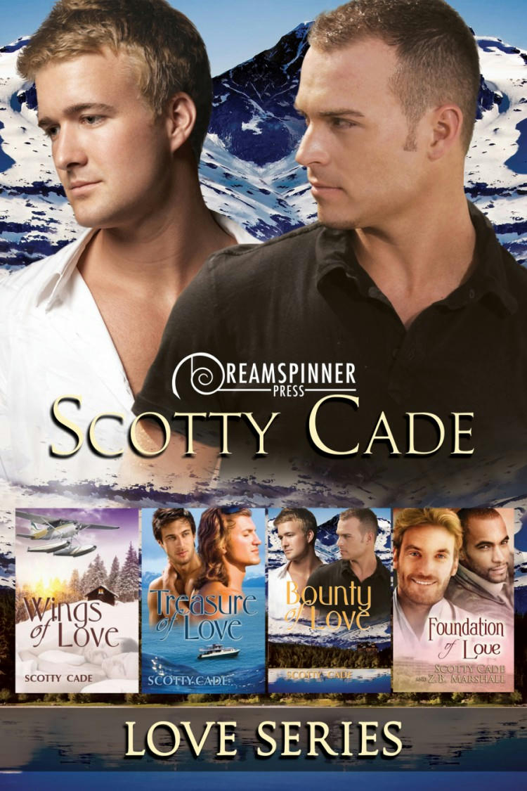 Scotty Cade - Love Series Bundle Cover