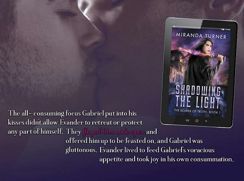Miranda Turner - Shadowing The Light Promo-Image-#2