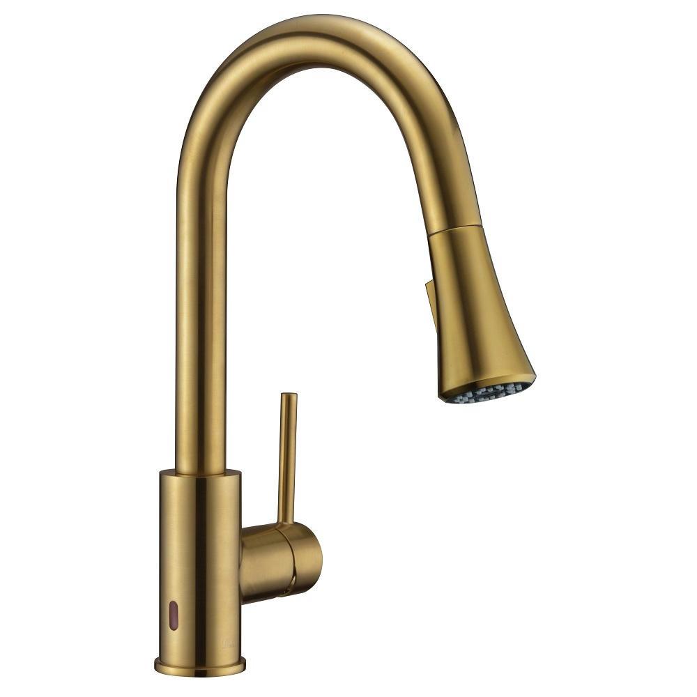 AB50 3262MAG Kitchen Faucet Sensor, Matte Gold