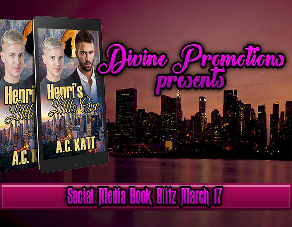 A.C. Katt - Henri's Little One RB Banner
