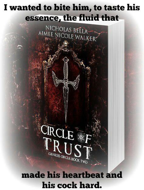 Aimee Nicole Walker & Nicolas Bella - Circle of Trust Teaser 3