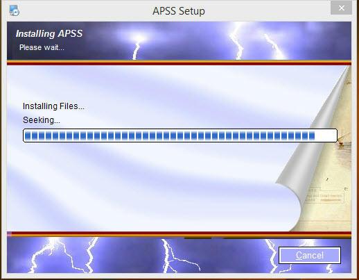 كيفية تثبيت APSS Wjkjpaa7786gh2s6g