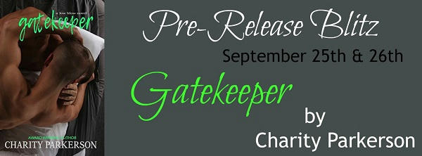 Charity Parkerson - Gatekeeper banner