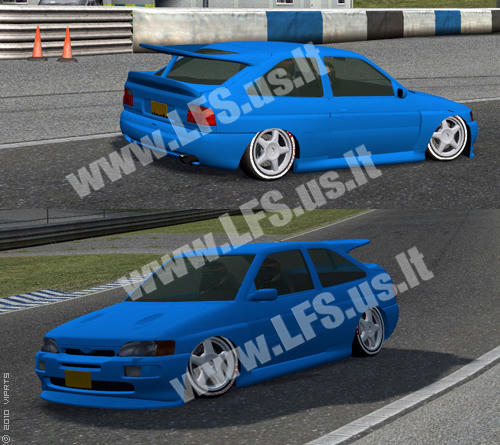 RB - Ford Escort RS Cosworth