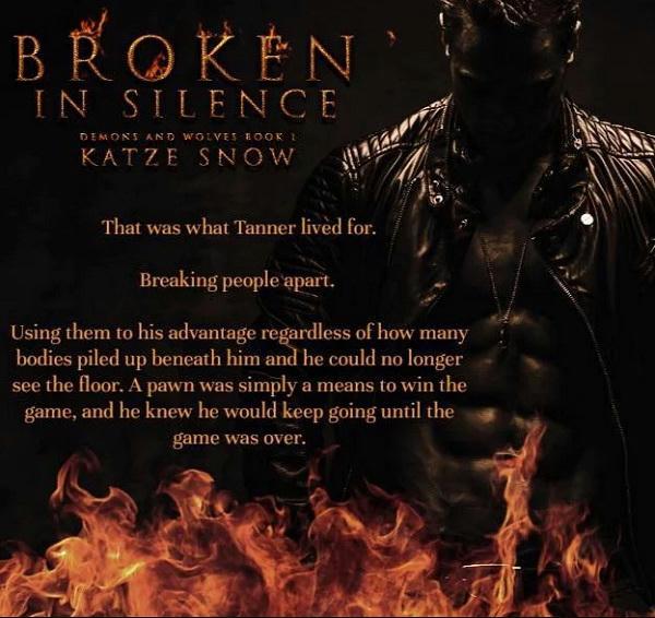 Katze Snow - Broken In Silence Teaser
