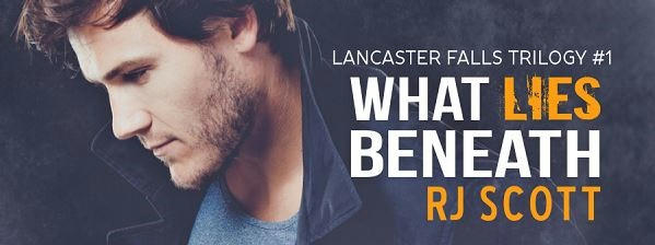 R.J. Scott - What Lies Beneath Banner