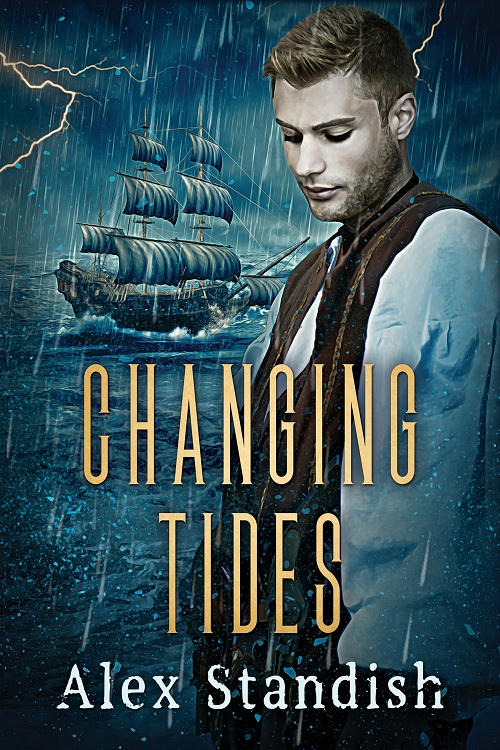 Alex Standish - Changing Tides Cover