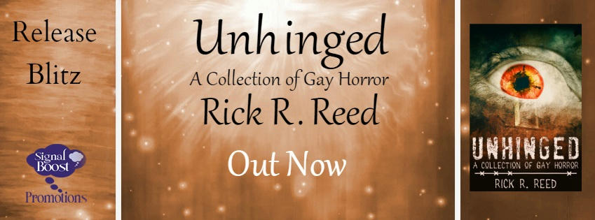 Rick R. Reed - Unhinged RB Banner