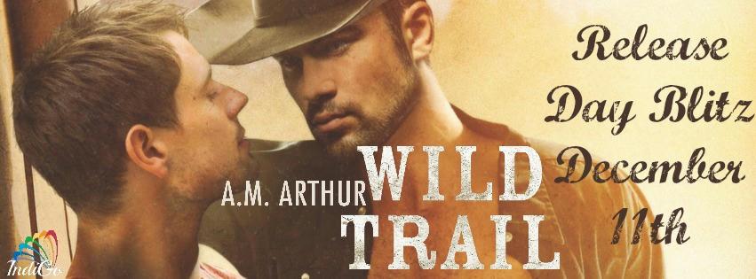 A.M. Arthur - Wild Trail RB Banner