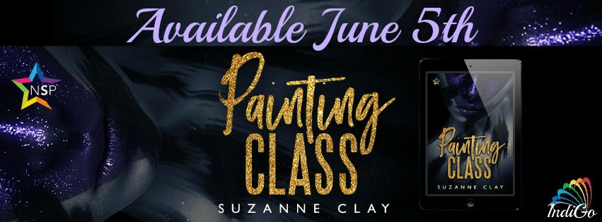 Suzanne Clay - Painting Class RB Banner