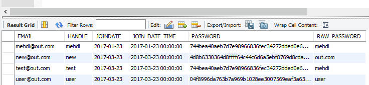 Is my glassfish 4 1 realm secure enough ? if not, what's