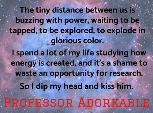 Edie Danford - Professor Adorkable Promo