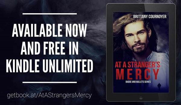 Brittany Cournoyer - At A Stranger's Mercy Graphic 1
