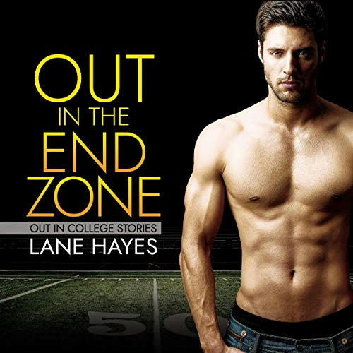 Lane Hayes - Out in the End Zone Cover