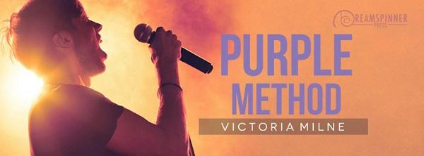 Victoria Milne - Purple Method Banner s