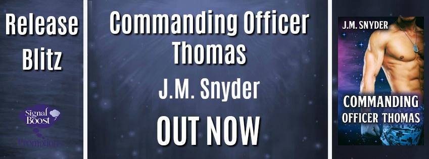 J.M. Snyder - Commanding Officer Thomas RBBanner