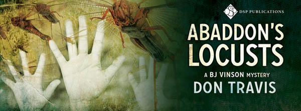 Don Travis - Abaddon's Locusts Banner