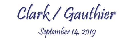 Clark/Gauthier Registry