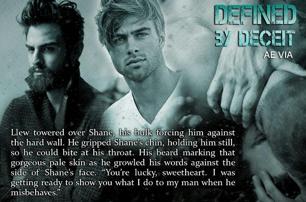 A.E. Via - Defined by Deceit Teaser3