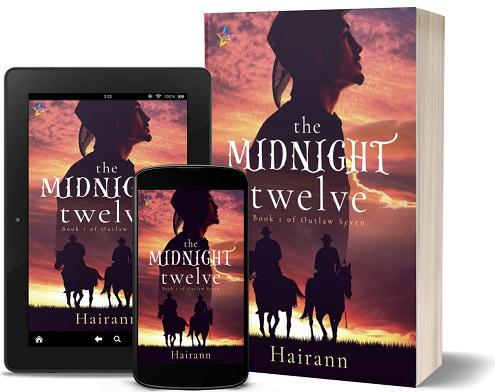 Hairann May - The Midnight Twelve 3d Promo