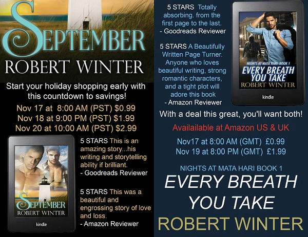 Robert Winter - Every Breath You Take Promo