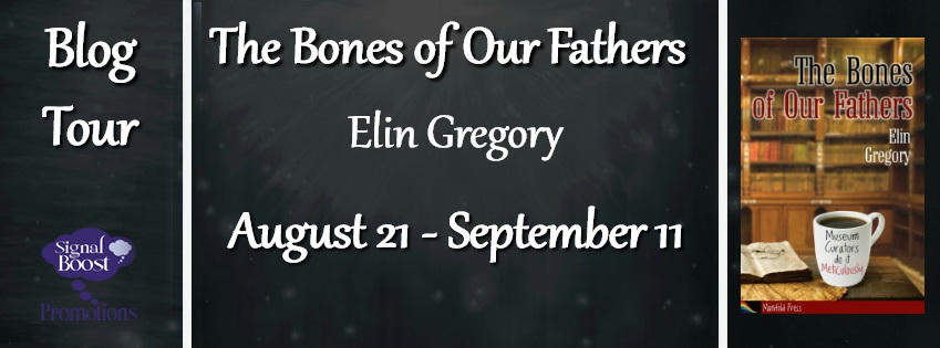 Elin Gregory - The Bones of Our Fathers BT Banner