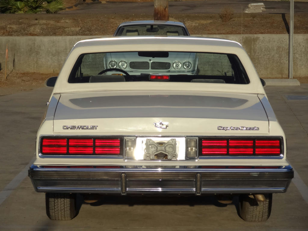 Sell Used 1 Owner 87 Chevrolet Caprice Classic Brougham Ls