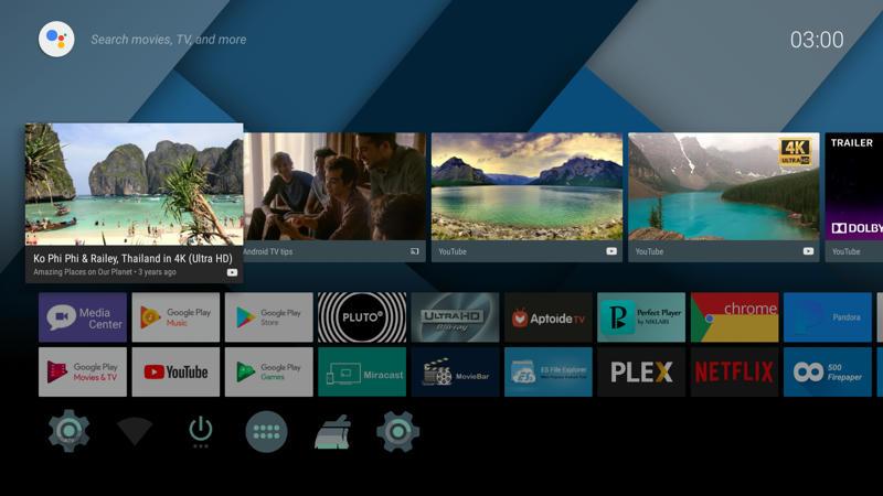 Android TV Custom Firmware Q10 Pro