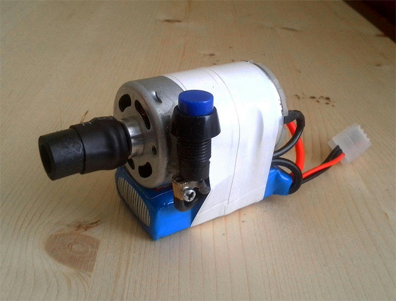 Making a Starter for Cox Engines 5eu6ytyv4kgub2o6g