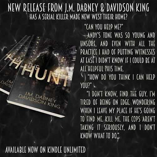 J.M. Dabney & Davidson King - The Hunt Teaser
