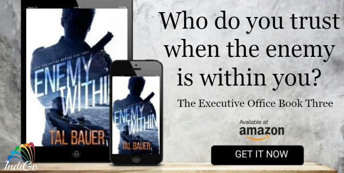 Tal Bauer - Enemy Within RB Banner