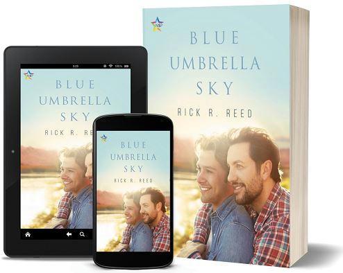 Rick R. Reed - Blue Umbrella Sky 3d Promo