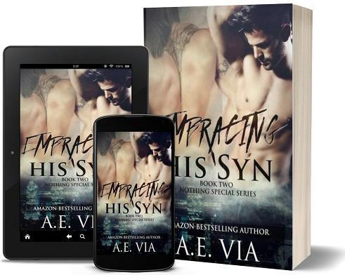 A.E. Via - Embracing His Syn 3d Promo