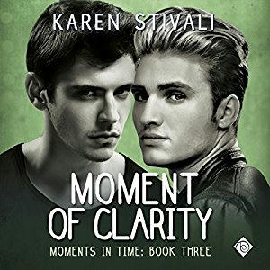 Karen Stivali - Moment of Clarity Cover Audio