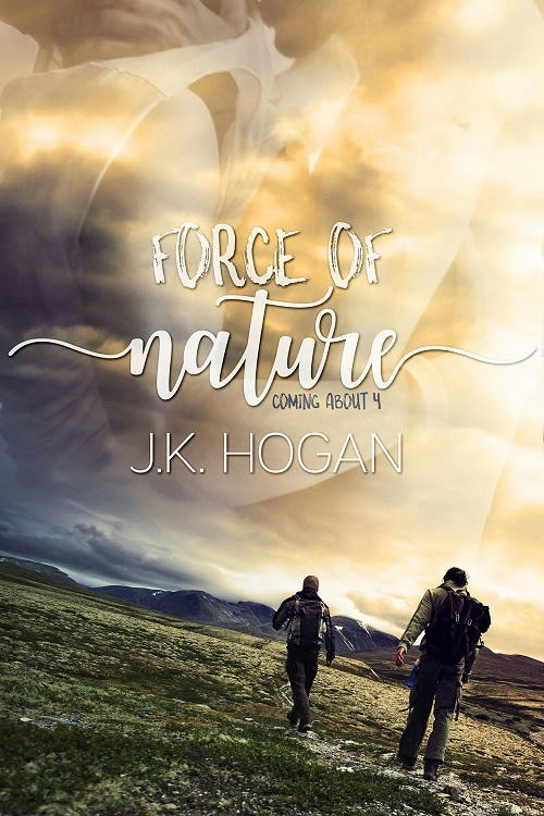 J.K. Hogan - Force of Nature Cover