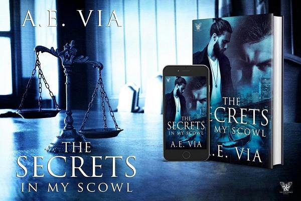 A.E. Via - Secrets in My Scowl Graphic 1