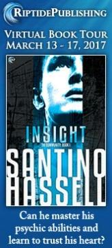 Santino Hassell - Insight Badge