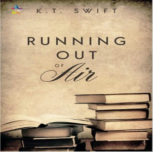 K.T. Swift - Running Out of Air Square