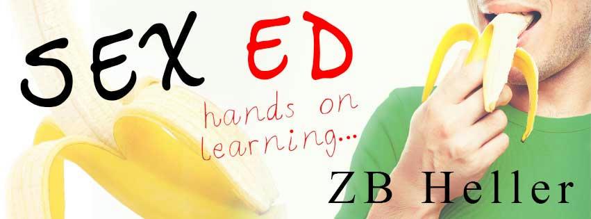 Z.B. Heller - Sex Ed Banner