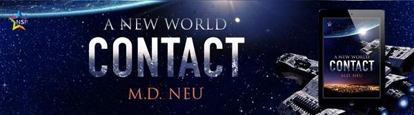 M.D. Neu - Contact NineStar Banner