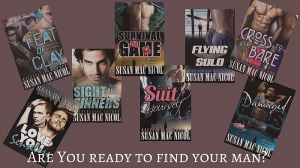 Susan Mac nicol - Men of London Promo Are You Ready