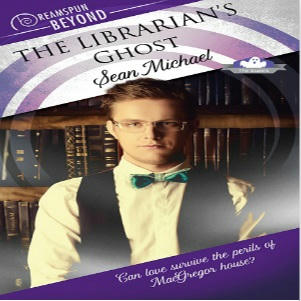 Sean Michael - The Librarian's Ghost Square