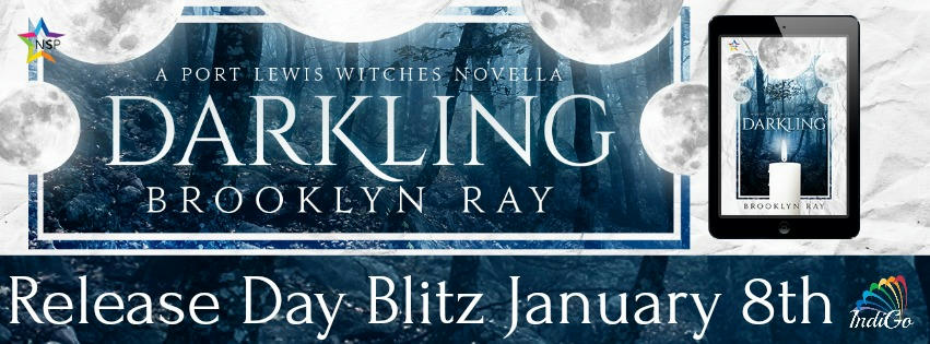 Brooklyn Ray - Darkling Banner