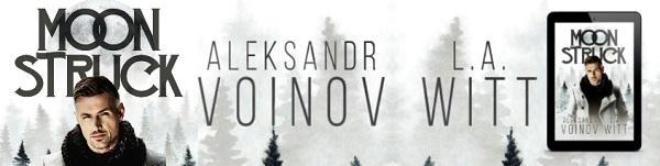 Aleksandr Voinov & L.A. Witt - Moonstruck Banner