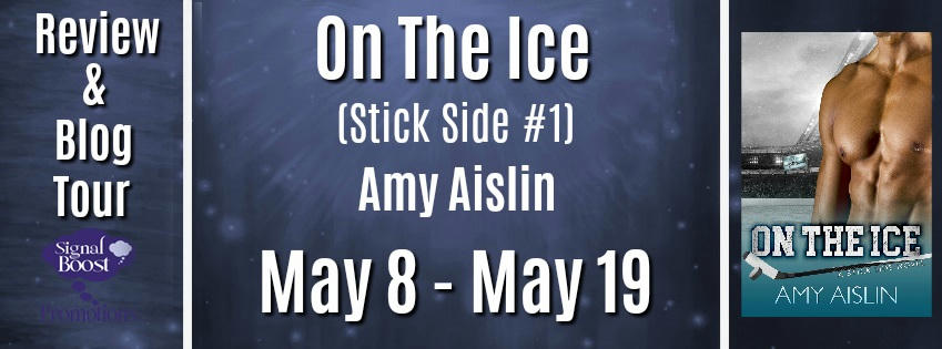 Amy Aislin - On The Ice RTBanner
